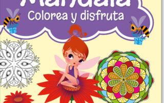 Mandala Colorea y Disfruta vol4